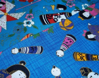 Great Japanese Theme Fabric