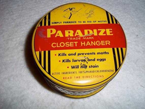 1940's Paradize Moth Ball Holder for Your Closet