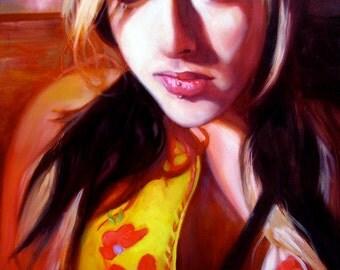 Reagan Maddux 18x24 original oil painting