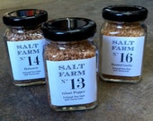 Sea Salt Infusions & Blends-over 20 varieties to choose from!