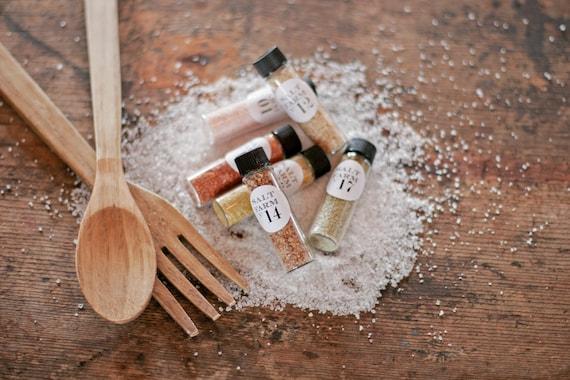 Gourmet Salt Sampler Set