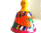Mexican Folk Art Bell