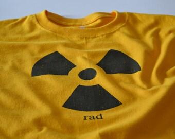 Nuclear Bomb Physics Shirt Nuclear Power Radiation Symbol Rad Tshirt Science Geekery T shirt for Men