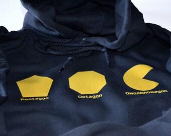 Addicted to gaming funny geek hoodie mens video game hooded