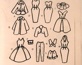 "Pattern for the  ""Silkstone Barbie"" by Marirose in PDF"