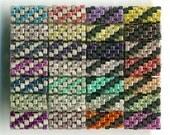 Woven Glass Bead Tube 5mm/o-1mm/i 08x06 ... ... ... ... (3-19-302)*
