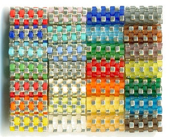 Woven Glass Bead Tube ... ... ... ... ... ... ... 5mm/o-1mm/i ... ... ... ... ... ... 08x06 * 405