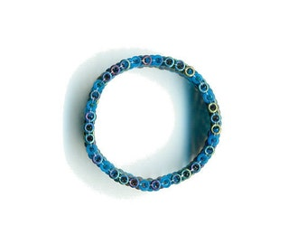 Woven Glass Bead Ring Size 7 * 20mm/o-17mm/i ... ... ... ... ... ... ... ... ... 06x36 ... ... ... ... 1-11-360)+
