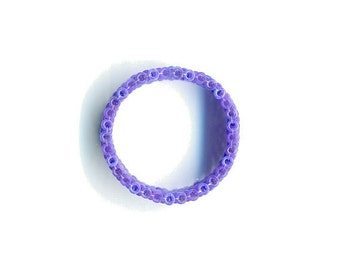 Woven Glass Bead Ring Size 8 * ... ... ... 21mm/o-18mm/i ... ... ... ... ... 06x39 * 207