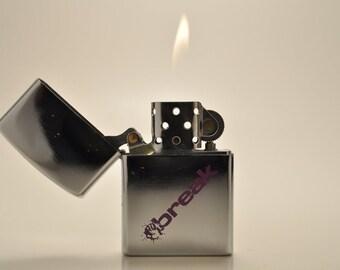 Working Break Flip Top Lighter