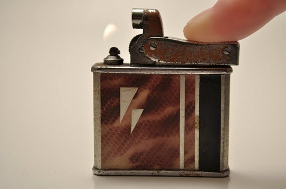 Working Supreme Pocket Lighter