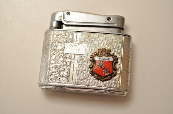 Working Mainz Germany Souvenir Pocket Lighter
