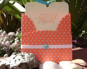 Simple and lovely Mother's Day pocket cards