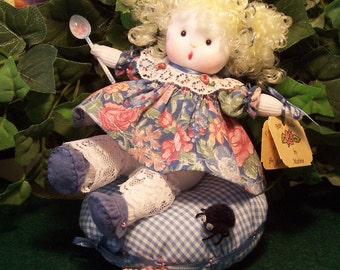 Little Miss Muffet Collectible Character Doll