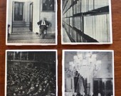 Vintage Images of Congress on Coasters
