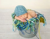 Newborn Cable Beanie - additional color options