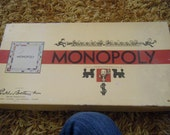 1954 Monopoly Game like new