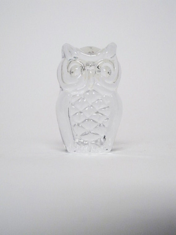 Viking Glass Owl