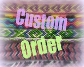Custom Order for SnazzyPazzy33