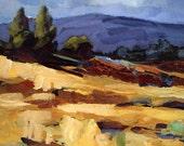 High Desert Landscape Original Painting