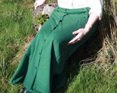 Split Riding Skirt - Western and Victorian Riding Skirt