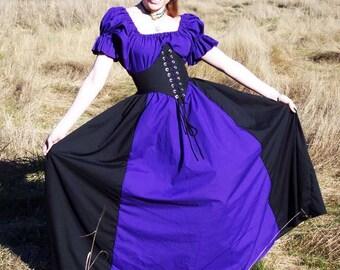 Belle Ensemble - Fantasy Renaissance Dress