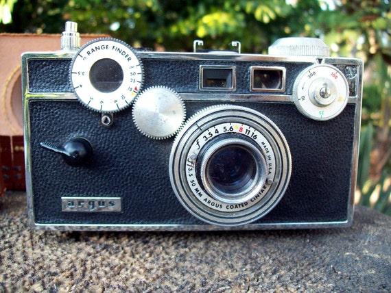 Argus Camera 35 mm Model C3