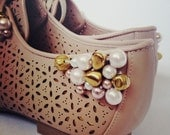 Pastel Clusters on Pink Oxfords 8
