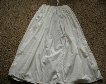 Costume Slip, Historical slip --- Costume underwear, Costume Undergarments