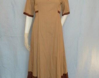 Modest Princess Seam Dress