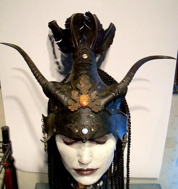 Wood Elf  Helm