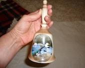 1980s Souvenir Mount St. Helens Desk Bell