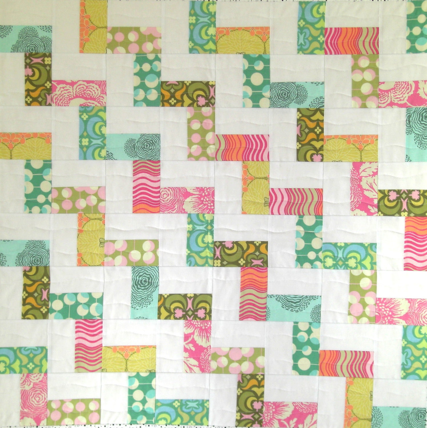 Baby Gift Quilt : Baby quilt blanket quiltsy newborn gift crib