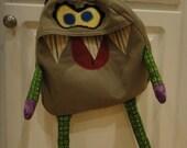 Monster Toddler Backpack