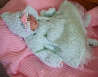 Micro Preemie Knitting Patterns : Knitting PATTERN No.28 Micro Preemie 0/3 Months Unisex All