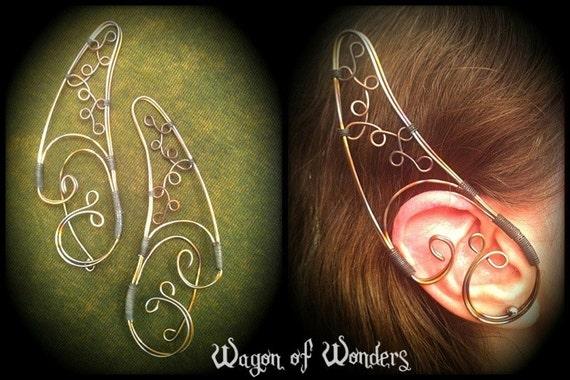 Long Wire Elf Ears