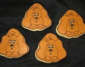 Peanut Free and Tree Nut Free Dog Cookies by Nut Free Sweets