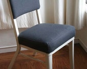 Vintage Mid Century Industrial Steelcase Chair