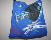 Star Wars Messenger Bag with Storm Trooper Pouches