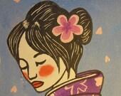 Hanami - Petals rain