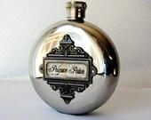 Harry Potter Flask, Polyjuice Potion, Round 5 oz Hip Flask