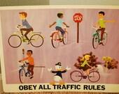 vintage Disney school posters