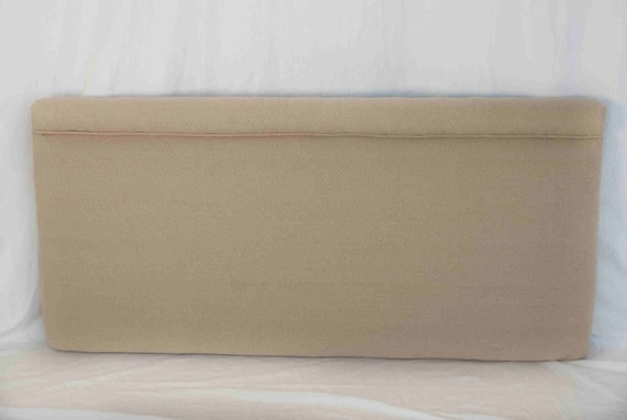 items similar to modern upholstered headboard wall mount queen size pictured on etsy. Black Bedroom Furniture Sets. Home Design Ideas