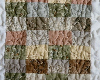 Cottage Quilt Table Runner