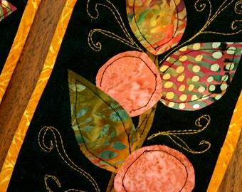 Harvest Fruit Mini Quilt Set
