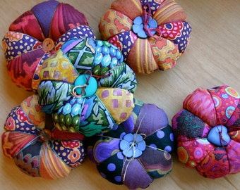 Mediterranean Pin Cushion