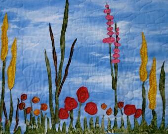 Fleurs de Paris Quilt