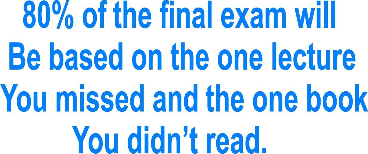 funny final exam quotes - photo #1