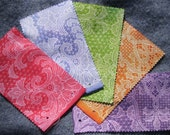 Lace Sun Prints Fabric Pack