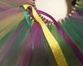 Custom for Nicole- Mardi Gras Tutu